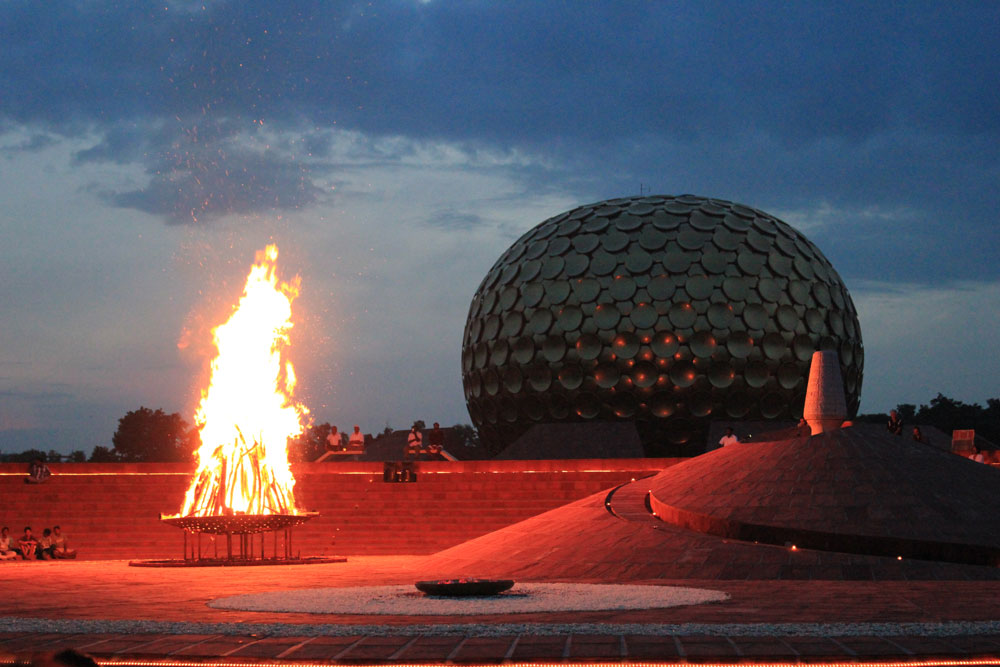 Auro e-Books now officially registered as Auroville activity