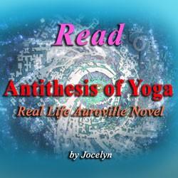 Antithesis of Yoga by Jocelyn